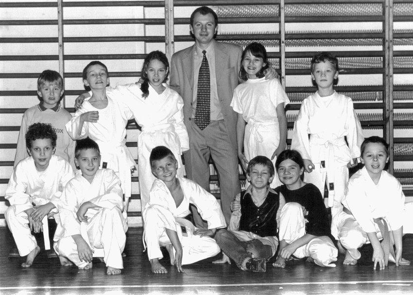 Olimp Team 1999 rok :)